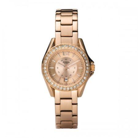 Afbeelding van Fossil Riley ES2889 dames horloge