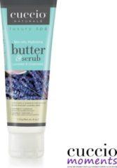 Cuccio Tube Butter & Scrub 113 gr Lavender & Chamomille