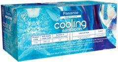 Pasante Pasante Cooling Sensation Condooms 144 Stuks (144stuks)