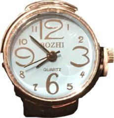 Zilveren Petra's Sieradenwereld - Horlogering 22 blauw
