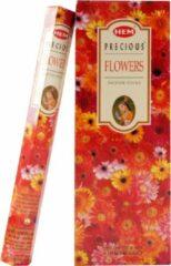 Roze Mountain-giftshop Precious flowers wierook ( HEM ) Los pakje a 20 stokjes