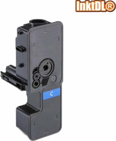 Afbeelding van Cyane INKTDL XL Laser toner cartridge voor Kyocera TK-5230C | Geschikt voor Kyocera Ecosys M5521, M5021