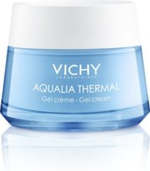 Vichy Aqualia Thermal Rehydraterende Water Gel - 50 ml - gecombineerde tot vette huid