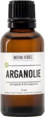 Natural Heroes Raw Arganolie (Biologisch & Koudgeperst) 30 ml