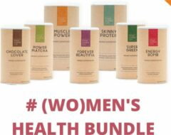 Your Super - (WO)MEN'S HEALTH BUNDLE - 7x Plantaardig eiwitpoeder & Superfoodmix - Gezondheidsbooster