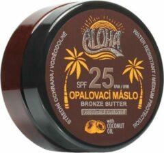 VIVACO ALOHA Zonnebrand Butter met kokosolie voor snel bruinen SPF 25 - 200ml