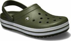 Crocs - Crocband - Sandalen maat M4 / W6, olijfgroen