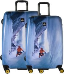 National Geographic ADVENTURE OF LIFE CLIMBER KOFFER SET 2TLG. Trolley multicolor