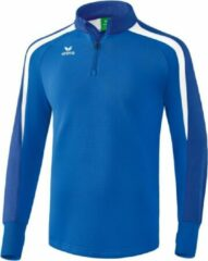Blauwe Erima Liga 2.0 Trainingstop Volwassenen - New Royal/True Blue/Wit