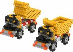 Graine Créative Hobbypakket Perlou 3D Strijkkralen Kit - vuilniswagen