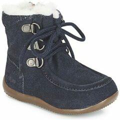 Blauwe Boots en enkellaarsjes Bamara by Kickers