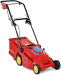 Rode WOLF-Garten Elektrische Grasmaaier Bluepower 34 E - magneet motor - 34 cm maaibreedte - opvangbak 35 liter - 5 voudige hoogte instelling - tot 250 m2