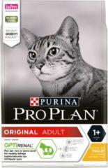 Pro Plan Kat Original Adult 1+ - Rijk aan Kip - Kattenvoer - 3 kg