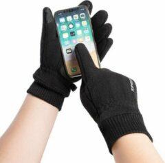 Topco Waterdichte Handschoenen met Touchscreen en Antislip - Zwart
