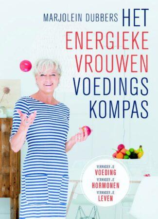 Afbeelding van Het energieke vrouwen voedingskompas - Marjolein Dubbers