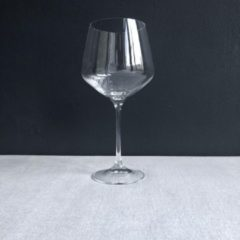 Transparante RCR Crystal - Made in Italy Bourgogne glas Aria 72 cl (set van 6)