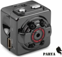 Parya Mini HD Camera - Aluminium