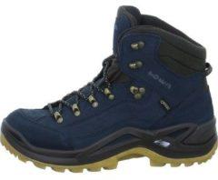 Donkerblauwe Lowa 310945 RENEGADE MID wandel/trekking blauw donker