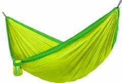 Groene Eenpersoons Reis-hangmat Met Bevestiging Colibri 3.0 Palm - LA SIESTA (CLT17-44) CLT17-44