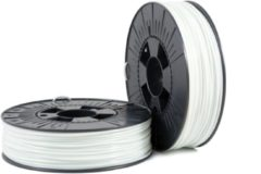 Witte PLA 2,85mm transparent fluor 0,75kg - 3D Filament Supplies