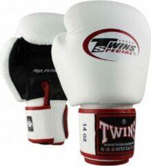 Twins Special - bokshandschoenen - BGVL3 Air - Wit/Zwart - 14oz