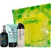 Bumble and bumble Shampoo & Conditioner Shampoo The Getaway Set Surf Spray 50 ml + Bb. Don't Blow it (H)Air Styler 60 ml + Prêt-à-powder très invisibl
