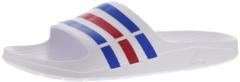 Adidas Duramo Slides - Badeschuhe für Herren - Weiß