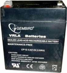 Gembird EnerGenie BAT-12V5AH - Batterij 12V, 5AH