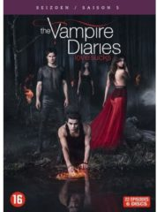 Warner Bros Home Entertainment The Vampire Diaries - Seizoen 5