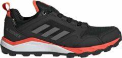 Grijze Adidas Terrex Agravice TR GTX - Heren waterdichte lage wandelschoenen