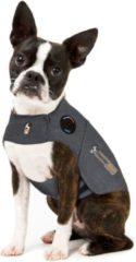 Onlinehondenspeciaalzaak Thundershirt Antistress Vest - Natuurlijk middel tegen vuurwerkangst - Hond - Grijs - XS - 33-43 cm