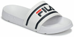 Fila Morro Bay Slipper 2.0 M 1010930-1FG, Mannen, Wit, Slippers maat: 45 EU