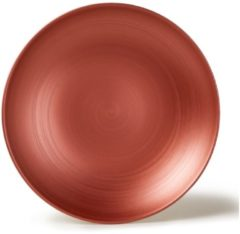 Oranje Villeroy & Boch Manufacture glow ontbijtbord (Ø23 cm)