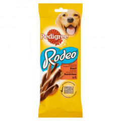 Pedigree Rodeo Snack 70 g - Hondensnacks - Rund - Hondenvoer