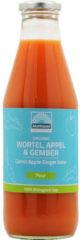 Mattisson Bio Wortel Appel & Gembersap (750ml)
