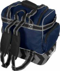 Hummel Pro Backpack Excellence Sporttas - Zwart;Grijs;Blauw - Maat