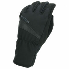 Zwarte Sealskinz Waterproof All Weather Cycle Glove Fietshandschoenen Unisex - Maat L