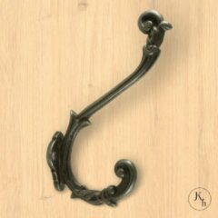 Kapstok-haken.nl Set van 8 kapstokhaken grijs Brocant