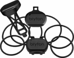 Zwarte Bryton Duo Sensor Cadance/Snelheid Smart Ant/Bt