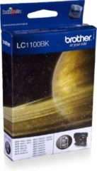 Brother LC-1100BK Black Ink Cartridge inktcartridge Zwart 450 pagina's