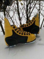Gele Avento by Nijdam Kinderschaatsen ijshockey kinderschaatsen maat 30
