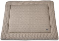 Baby's Only Baby's Only Boxkleed Kabel Uni Beige 75 x 95 cm