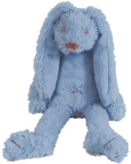 Happy Horse Knuffel konijn Tiny Rabbit Richie deep blue 28 cm - Maat Eén