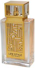 Jean Pierre Sand Life Style for women Gold 100ml Eau de Parfum