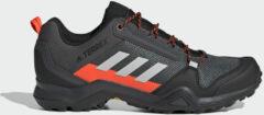Rode Adidas Terrex AX3 Hiking Schoenen