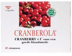 Arkopharma Cranberola Cranberry + C - 60 Capsules - Voedingssupplement