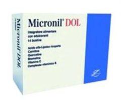 Micronil Dol integratore alimentare antiossidante 30 bustine