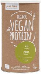 Vegan Protein: Rice 80% - Naturel 400 Gram (400 Gram) - Purasana