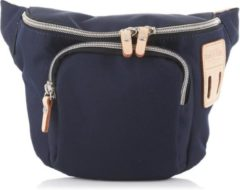 Blauwe Harvest Label Bandai Hip Bag navy