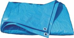 Blauwe High Peak Grondzeil - PE - 230 x 160 cm
